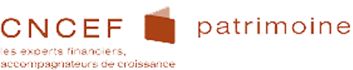 logo CNCEF Patrimoine, partenaire de notre événement Quantalys Inside