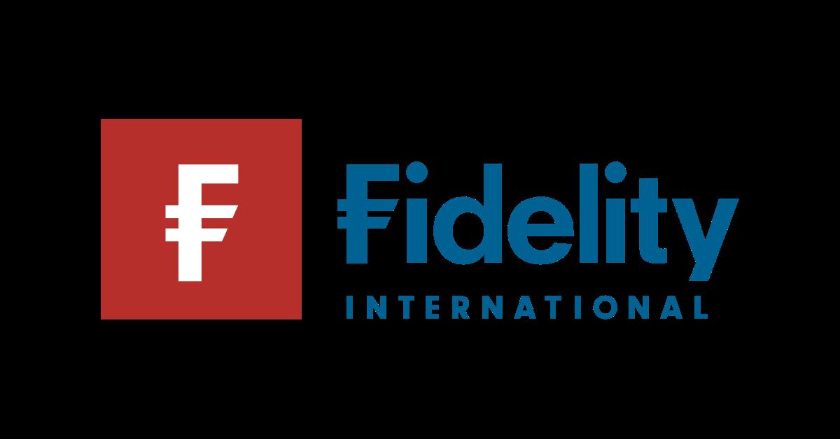 Logo de fidelity international, partenaire de quantalys inside 2022