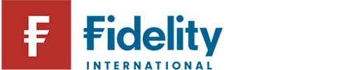 Logo Fidelity International, partenaire officiel de Quantalys Inside 2022